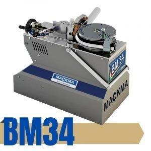 BM34 Ротационни тръбоогъващи машини