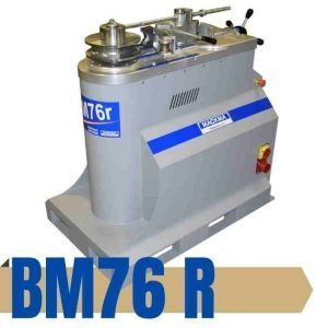 BM76R Ротационни тръбоогъващи машини