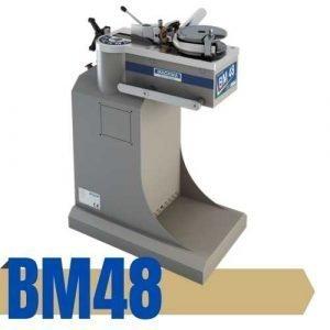 BM48 Ротационни тръбоогъващи машини