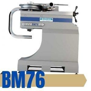 BM76 Ротационни тръбоогъващи машини