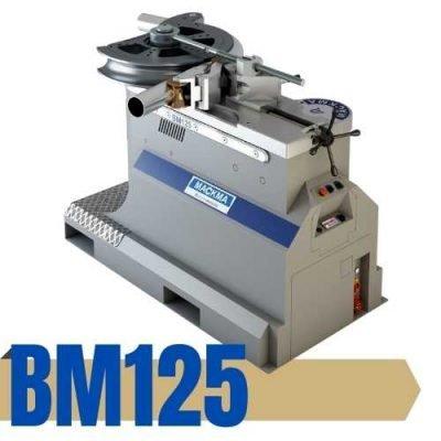 BM125 Ротационни тръбоогъващи машини