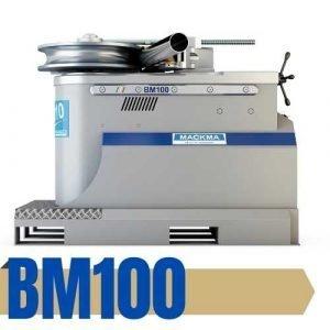 BM100 Ротационни тръбоогъващи машини