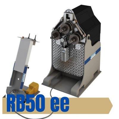 RB50ee Ring Roller Machine
